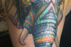 Ryan Crocker at Funhouse Tattoo: International Guesthouse tattooing in San Diego