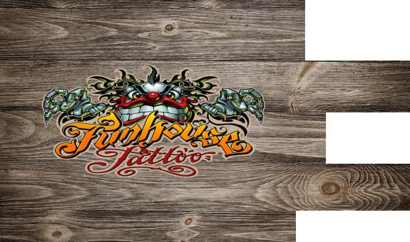 4081030e128e9 Award-Winning Funhouse Guesthouse Tattoo Shop   San Diego