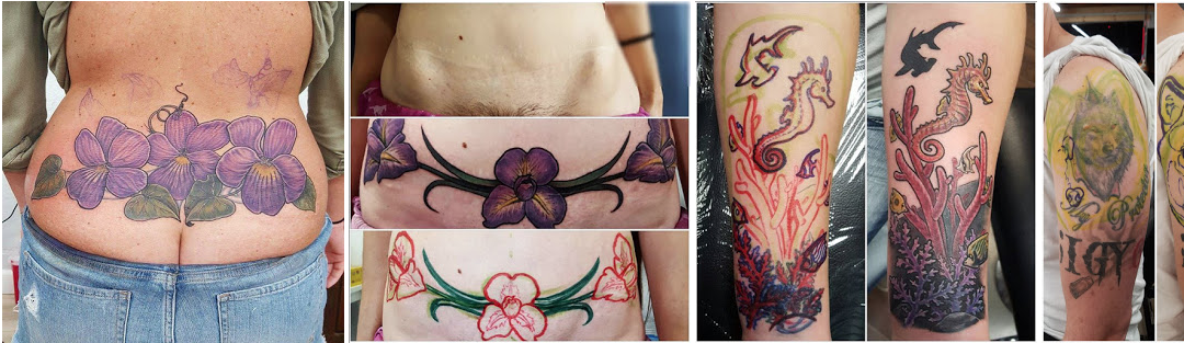 Cover Up Tattoos: What They Are and How They Are Made