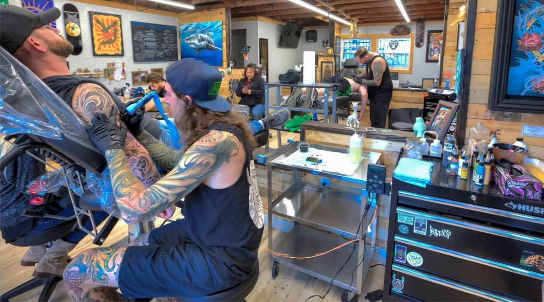 Tattoo Artist Spotlight: Hunter Knolmayer